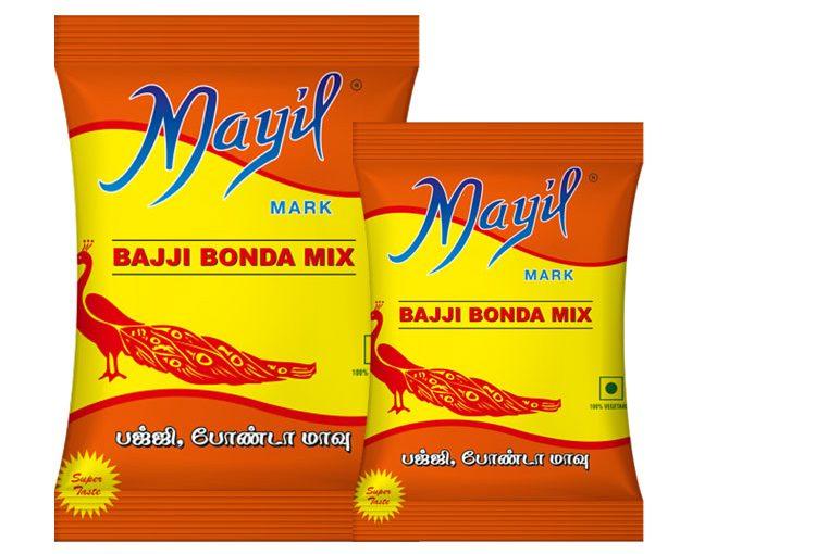Mayilmark Bajji Bonda mix