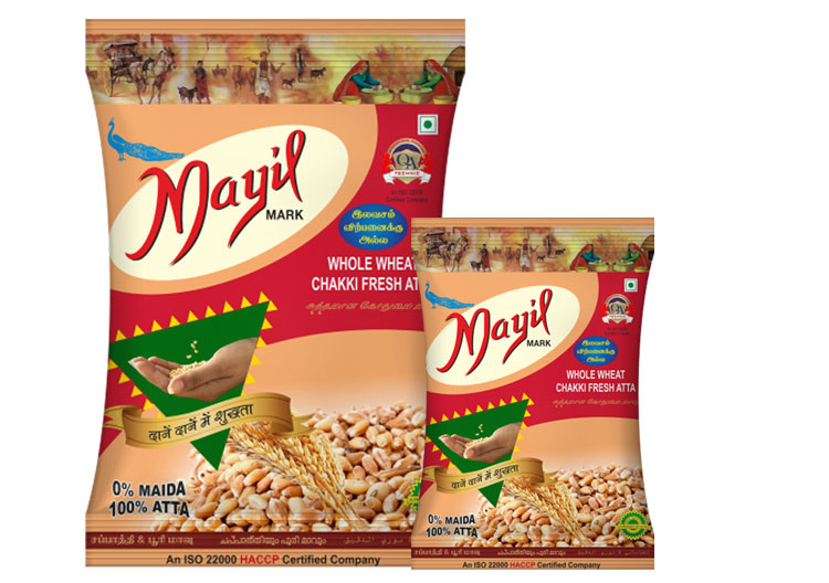 Mayil Mark Samba Ravai | Wheat Broken, Mayil Mark Broken Wheat