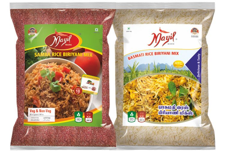 Rice Biriyani Mix
