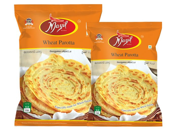 Wheat Parotta Flour